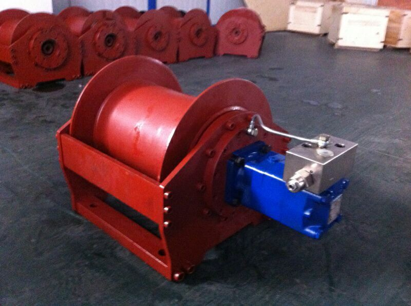 15吨液压绞盘新品2.5吨液压绞车图片