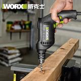 威克士交流手电钻WU118 电动螺丝刀 调速电钻