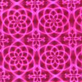 无痕幻彩PU花环3D反光皮革七彩镭射烫金人造革圆环