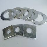 厂家直销304不锈钢圆形方形平垫圈