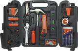 卡夫威尔131件套综合工具箱家用工具箱H4002A
