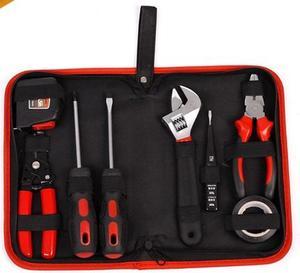 卡夫威尔8件套布包家用工具组套工具H1111B-1