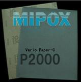 MIPOX砂纸 碳化硅 水磨 P2000 水砂纸