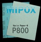 MIPOX棕刚玉 干磨砂纸 P800进口 砂纸