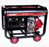 6KW科普KOOP柴油发电机KDF7500XE