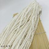 锐发人造丝耳朵带白色单双耳线耳朵绳花边绳服装辅料