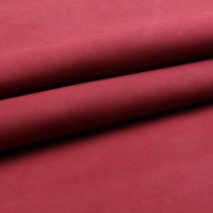 厂家直销 二层复古磨砂皮 红色