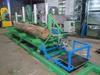 力威源木工机械半自动带锯机推台带锯跑车4米行程结实