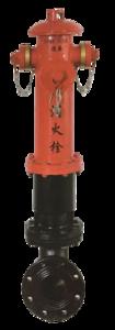 沈发室外地上消火栓SS100/65-1.6