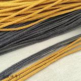 锐发 金丝线圆绳pvc线头饰挂吊粒手提袋包装绳批发