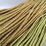 锐发 金银线彩色服装辅料吊牌吊粒绳包装饰别针绳批发