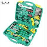 百威狮 22件套家用工具组套 家用维修工具套装