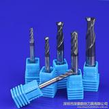 深菱超微粒钨钢铣刀CNC数控雕刻机刀具合金涂层铣刀