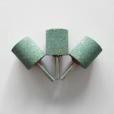 科美磨具 陶瓷刚玉碳化硅砂轮小磨头带柄砂轮