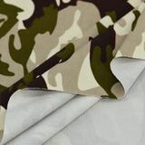 全棉斜纹卫衣FP47 时尚女装迷彩印花面料