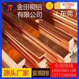 C1020无氧铜排 环保紫铜排 TU1无氧铜排