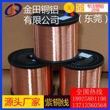 C10200无氧铜线 紫铜线规格