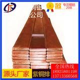 TU2无氧铜排 紫铜排厂家 c1100紫铜条