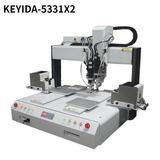 KEYIDA正品双平台双批螺丝机 吸气式螺丝机机器