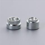KFS不锈钢涨铆螺母 钝化表处理冷镦压花花齿螺母