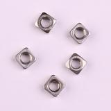 不锈钢四方螺母   不锈钢方形螺母