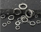 304不锈钢美制垫片 不锈钢防松弹簧垫圈