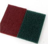 供工业百洁布 擦拭布 8698绿色 7447红色