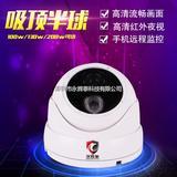 YHT-A14 半球型网络摄像机 监控厂家 网络传