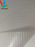 供应PVC透明夹网布,透明网格布
