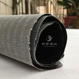 供应软杂胶 环保无毒无刺激PVC托底料 夹心三纹治