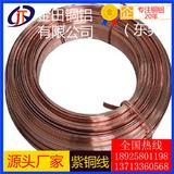 C1020无氧铜线 TU1紫铜线 T4国标紫铜丝