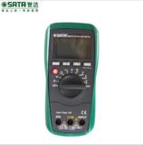 世达SATA 自动量程高精度数字万用表03015 03017 带测温