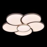 客厅LED灯具温馨卧室书房唯美时尚个性花形现代吸顶灯