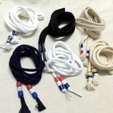 绳腰绳 女士项链吊坠 饰品高档复古服装毛衣链挂件服装辅料批发