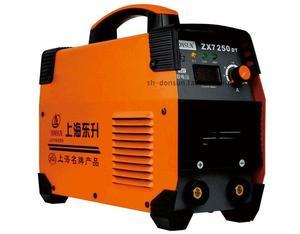 电焊机ZX7-250DT家用220V/380V两用直流全铜芯双电压焊机上海东升