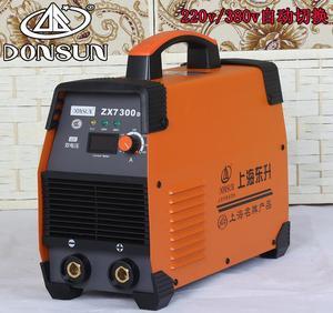 上海东升电焊机ZX7-300DT/250/315STT双电压自动切换逆变直流焊机