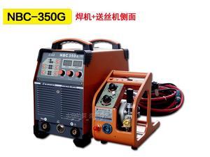 上海东升NBC-350G工业二保焊机电焊两用二氧化碳气保电焊机