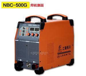 上海东升NBC-500G二保焊机手工焊两用二氧化碳气保电焊机