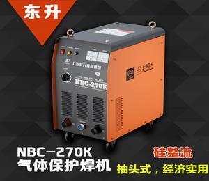 上海东升 电焊机 二保焊NBC-270K一体 分体 二氧化碳气体保护焊机