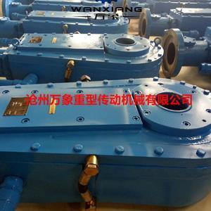 沧州万象LJJ205拉矫机减速机 非标定制齿轮减速机