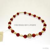 柬埔寨 柳珊瑚珍珠项链 0202709