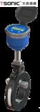 大连道盛 卡片式超声波水表农水灌溉 T3-1-K1水资源监控新型水表