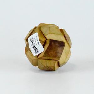 印尼 柚木拼装球  0201818