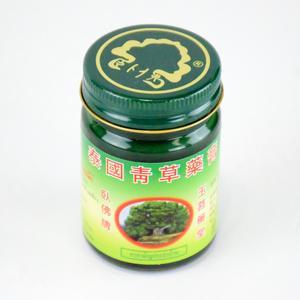 泰国 卧佛牌青草药膏(50g)0213424