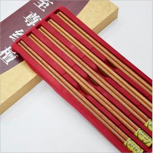 越南 进口 红木筷子 红檀木筷 银行礼品 婚庆回礼    0200450