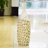 印尼  贝壳花瓶 0200736