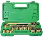 防爆1/2″方13件套盒装套筒 防爆套筒扳手 防爆工具厂家直销