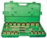 防爆重型3/4″方21件套盒装套筒 防爆套筒扳手 防爆工具厂家直销