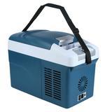 15L 车载冰箱直流压缩机制冷冰箱车家两用车载汽车户外冰箱制冰冰