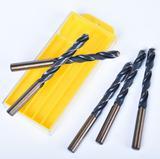麻花钻头高速钢套装钻头全磨制含钴M35专打不锈钢